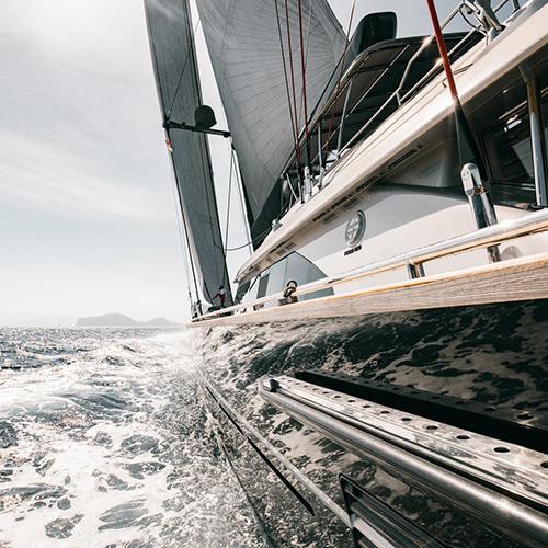 Rimessaggio e preparazione imbarcazioni